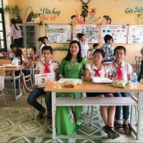 Gia sư lớp 5 tại Thanh Hóa