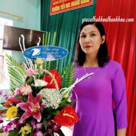 GV Tiểu học Thanh Hóa