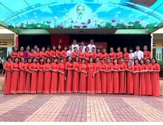 Trung tâm gia sư tại Thanh Hóa
